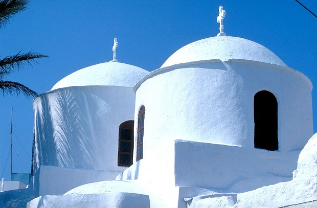 Patmos White Church