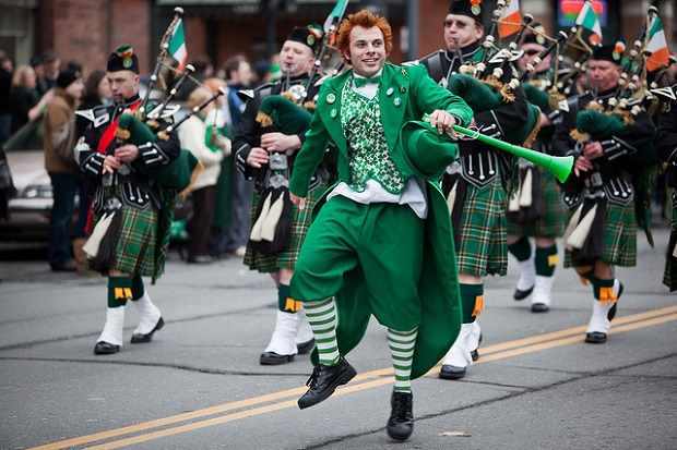 St. Patrick's Day Great Green Parade