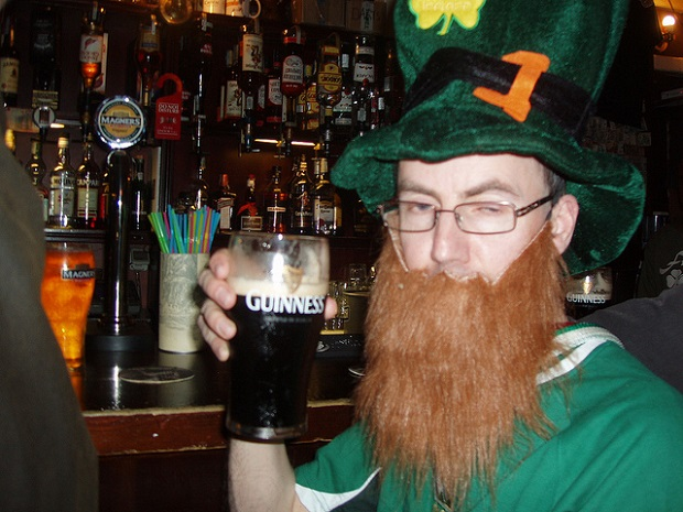 St. Patrick's Day Guinness