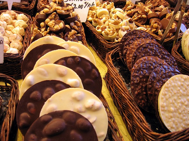Barcelona Chocolate Paradise