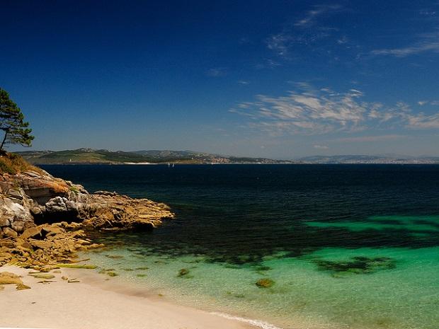 Cies Islands Gallicia
