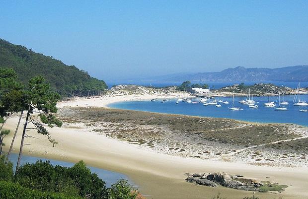 Cies Islands Vigo