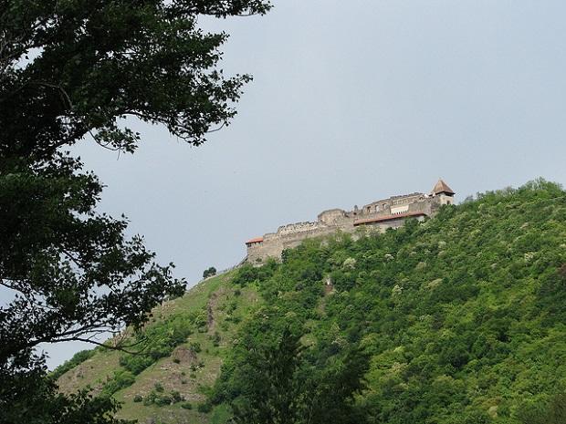 Danube BeDanube Bend Visegrad Castlend Visegrad Castle