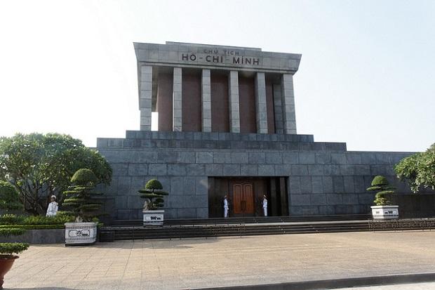 Hanoi Ho Chi Minh