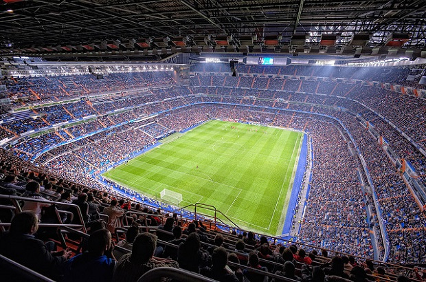 Real Madrid FC Stadium