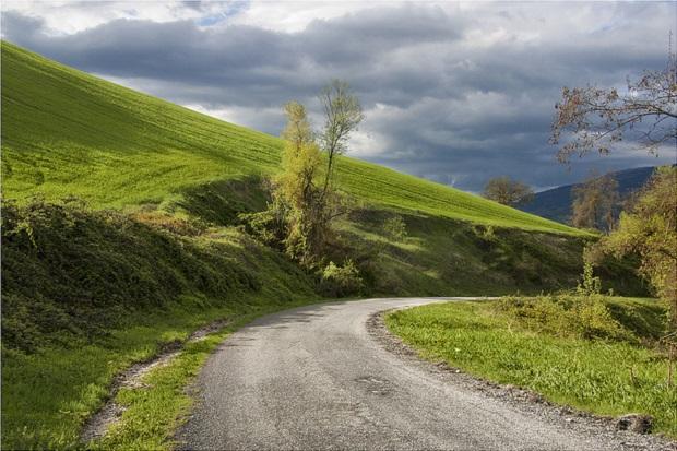 Marche road