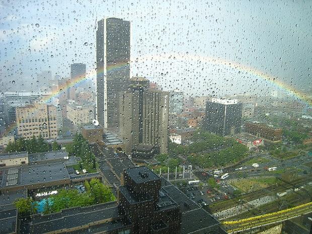 Montreal Rain
