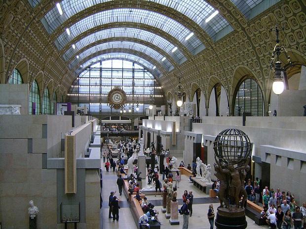 Paris Museum D'Orsay