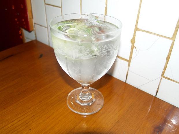 Pesca Salada cocktail