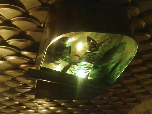 Pesca Salada light