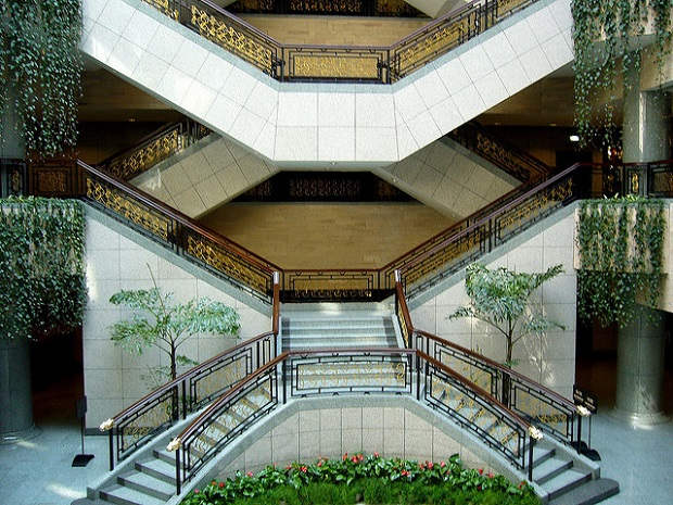 Shanghai Museum Symmetry