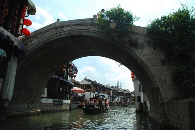 Zhujiajiao Bridge