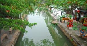 Zhujiajiao Cannals beauty