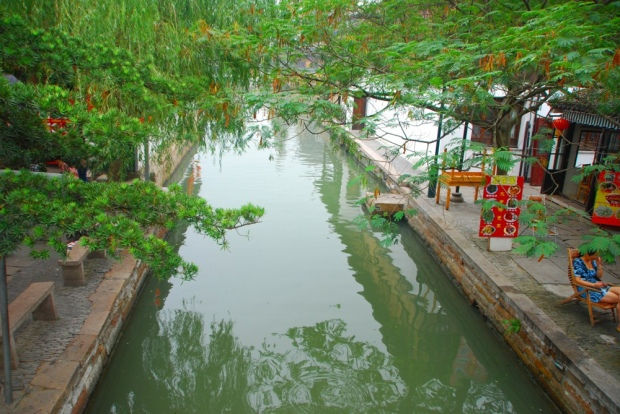 Zhujiajiao Cannals beauty