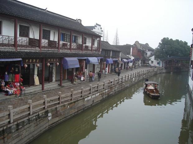 Zhujiajiao Cannals