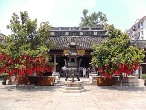 Zhujiajiao Temple