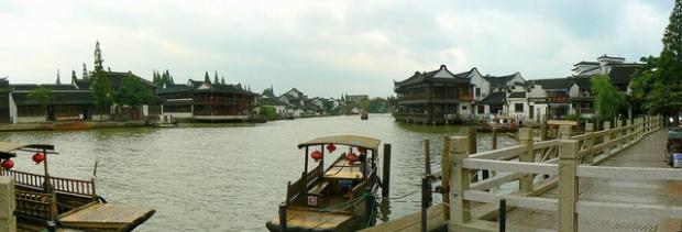Zhujiajiao View