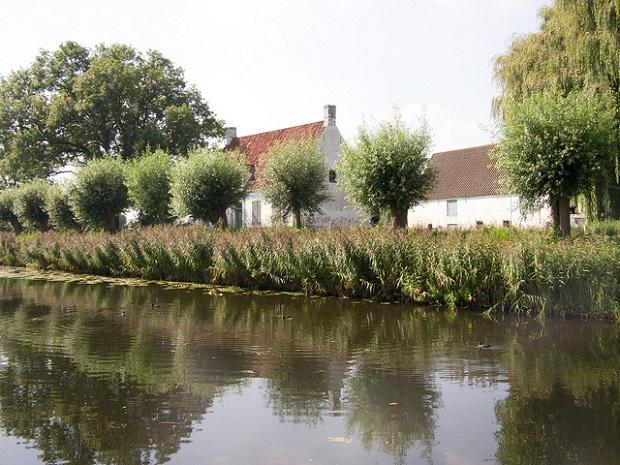Belgium river
