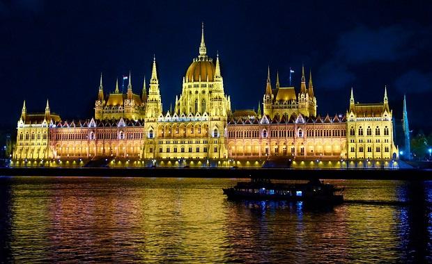 Budapest ferry