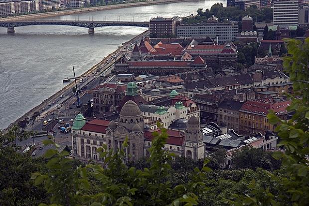 Budapest Riverbank