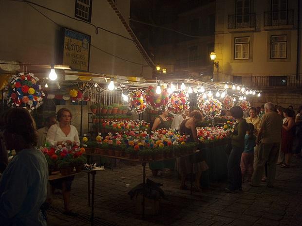 Lisbon Popular Saints Festival