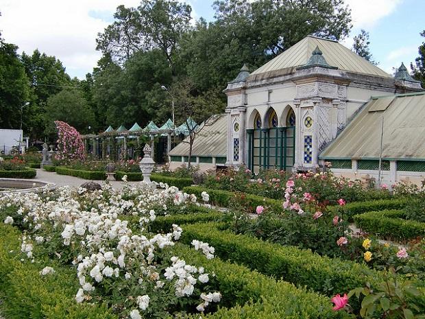 Lisbon Zoo Garden