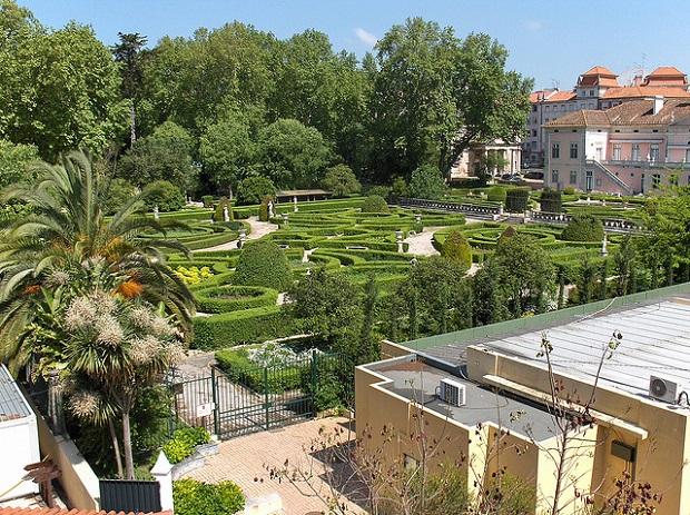 Lisbon Zoo Gardens