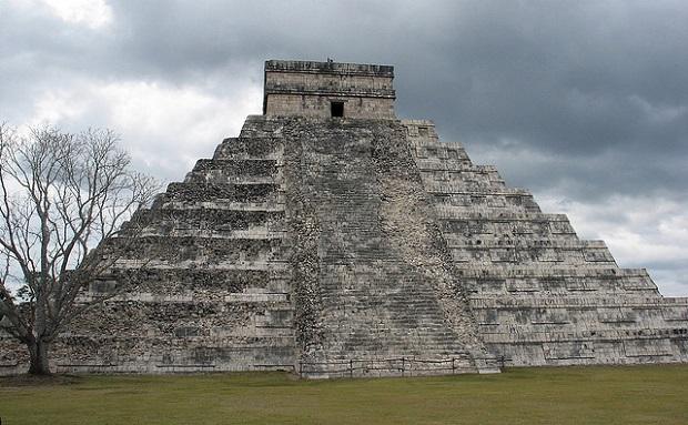 Mexico Mayas