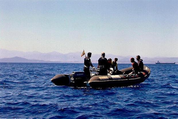 Murcia Diving Boat
