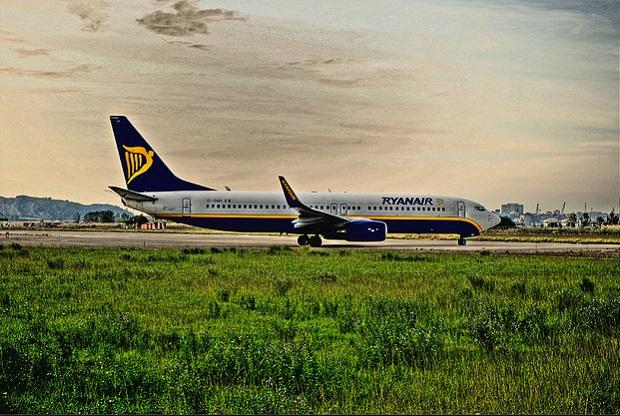 Ryanair Landed