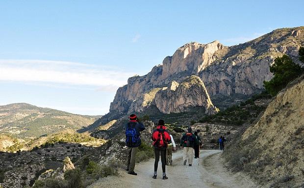 Alicante Path