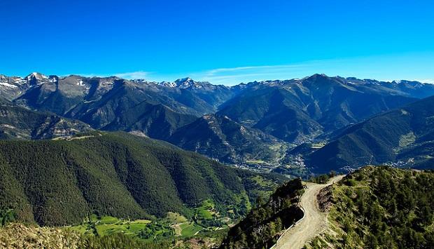 Andorra Pyrenees