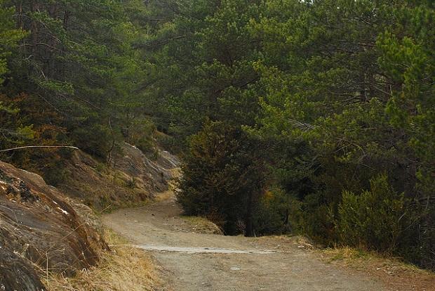 Andorra Trekking trail