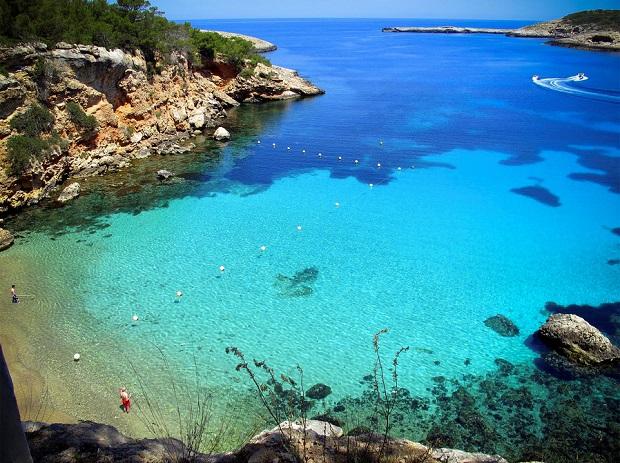 Ibiza diving paradise