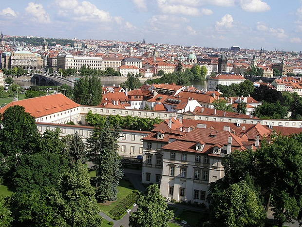 Prague Town