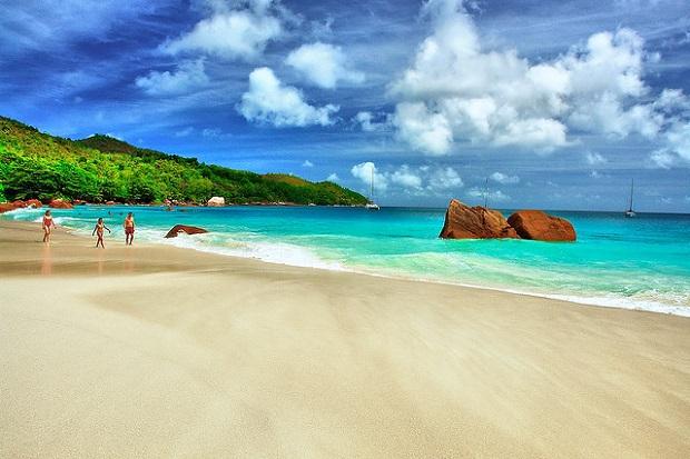 Seychelles Coast