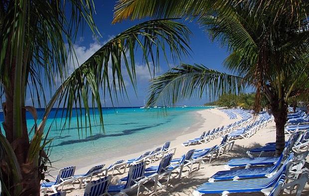 Turks Islands Beach