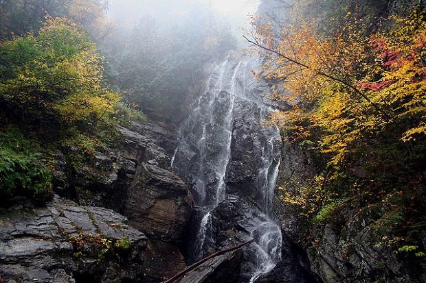 Angel Falls Bottom