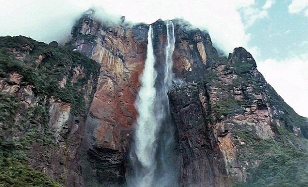 Angel Falls Height