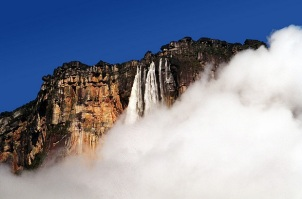Angel Falls Peak