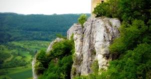 Burgos Reussenstein Castle Hike