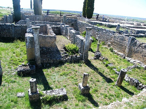 Burgos Roman Ruins