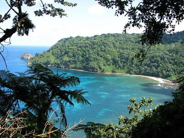 Costa Rica Shore