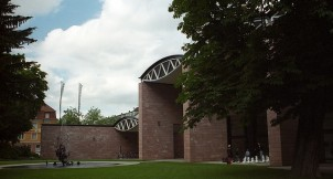 Jean Tinguely museum in Basel