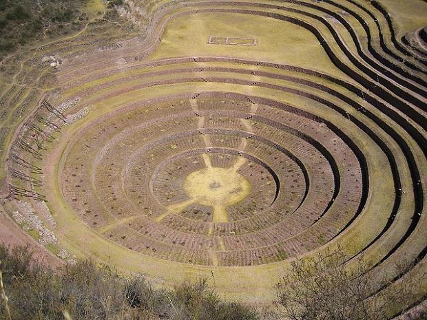Peru Ancient Ruins
