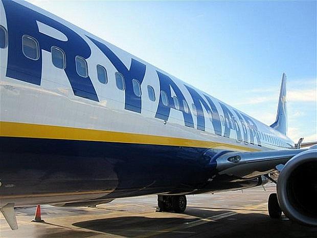 Ryanair Liquids