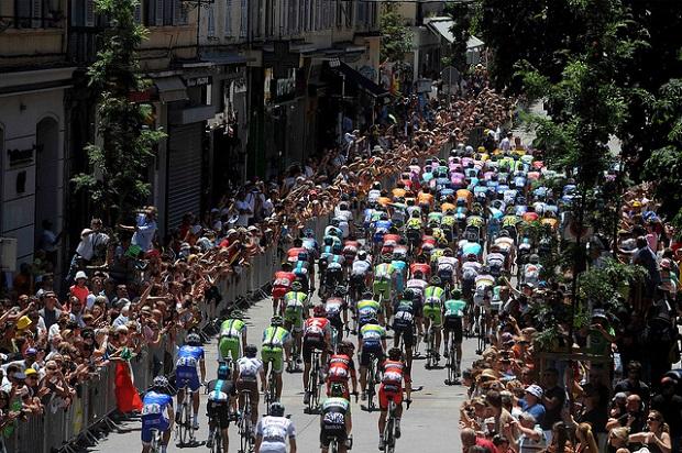Tour de France event