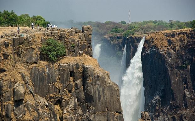Victoria Falls Scenery