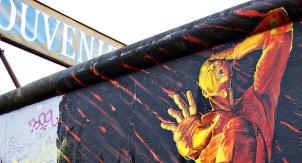 Berlin Wall Graffitti