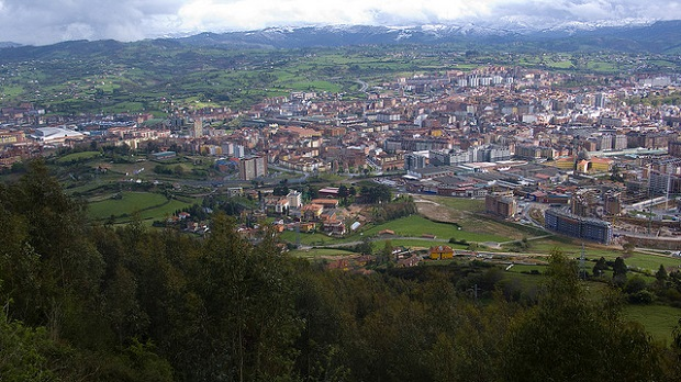 Oviedo Panoramic